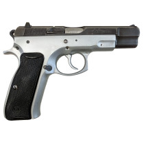 CZ 75, Pre-B, Two-Tone, 9mm, *Very Good, No Magazine*