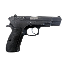 CZ 75, Pre-B, Late Type, 9mm, *Good, No Magazine*