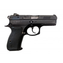 Czech CZ75D Compact w/ Proprietary Rail, 9mm