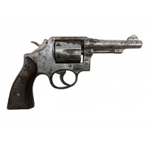 Smith & Wesson Model 10-5, .38 Special
