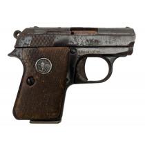 """Colt Automatic, 25 ACP, 2"""", Blue, *Fair, Incomplete*"""