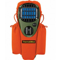 Thermacell Mosquito Repellent Appliance Holster w/Clip Blaze Orange