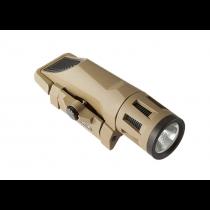 Inforce WML Weapon Light White/IR LED 400 Lumens/100mW Picatinny Rail Mount