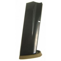 Smith & Wesson M&P45 Magazine .45 ACP Brown Base 10rd