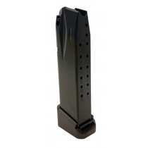 TP9SF Elite 15 Rd Magazine With +3 Aluminum Extension, 9mm
