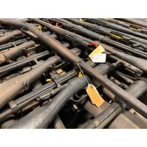"Chinese 1888 ""Hanyang"" Mauser, *Fair, Cracked Stock*"