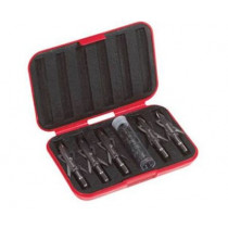 Rage Cage Broadhead Travel Case, Plastic, Red