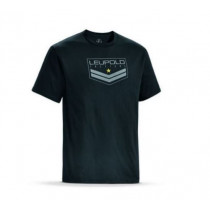Leupold Tact Badge Logo Tee Black, Medium