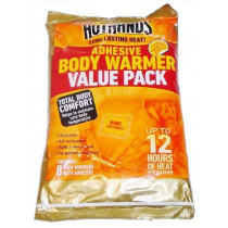 HotHands Adhesive Body Warmer Value Pack Long Lasting, Pack of 8 Warmers
