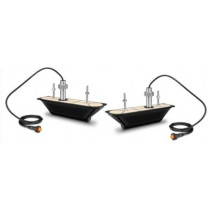 Garmin GT34UHD-THP Ultra High-Definition Sonar System Thru-Hull Pair Transducer