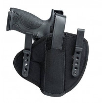 "Uncle Mike's Large Semi Auto 3""-4.5"" Tuckable Inside Waistband Holster Size 15, Ambidextrous"