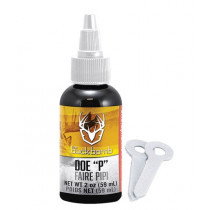 Hunter's Specialties Synthetic Doe P, 2 Oz Bottle