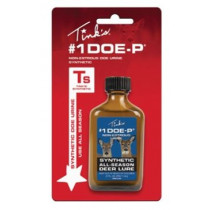 Tink's #1 Synthetic Doe-P, Non Estrous, 2 Oz Glass Bottle