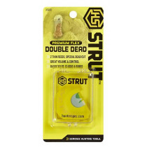 Hunter's Specialties Strut Diaphragm Double Dead
