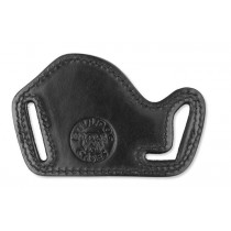 Bulldog Case Lay Flat Belt Slide Holster Small/Medium Autos, Right Hand