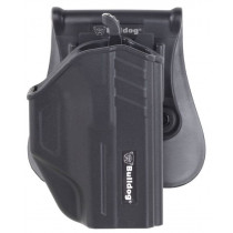 Bulldog Cases Thumb Release Paddle Holster for Sig P320 Series, Right Hand