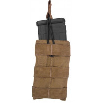 Tac Shield Single AR15 Mag Pouch, Coyote