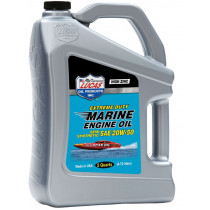 Lucas Oil Products Extreme Duty Marine Engine Oil SAE 20W-50, Case of (3) 5 QT Bottles