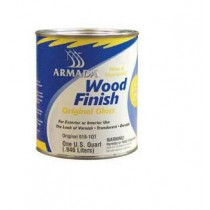 Blue Water Marine, Arm Wood Finish, Original Gloss, 1 Quart