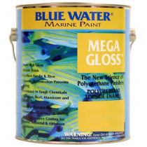 Blue Water Marine Mega Gloss White Primer, 1 Quart