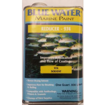 Blue Water Marine 974 Thinner, 1 Quart