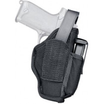 "Gunmate Ambidextrous Holster For Medium Frame Pistols Up to 4"", Ambidextrous"