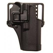 Blackhawk Serpa CQC OWB Paddle/Belt Loop Holster for Sig Sauer P/226/P220/P225/MK25, Right Hand