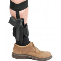 "Blackhawk Ankle Holster, For 3-4"" Medium Semi Autos, Right Hand"