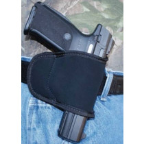Grovtec Multi Fit Medium/Large Frame Semi Autos, Belt Slide Holster, Right Hand