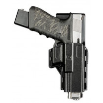 Uncle Mikes Reflex Competition Holster For Glock Pistols, Right Hand