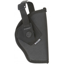 "Allen MQR Holster for 5.5""-6"" .22 Semi Autos, Right Hand"
