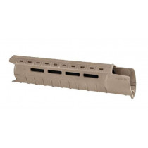 Magpul MOE SL AR15 Mid-Length Handguard With A2 Front Sight Cut, FDE