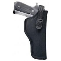 "Uncle Mikes Sidekick Hip Holster, 3.5-4.5"" Large Frame Semi Autos, Left Hand"