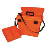MTM Sportsmen's Plus Utility Dry Box, Orange