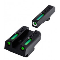 Truglo TFX Tritium & Fiber-Optic Sights for Walther CCP Pistols