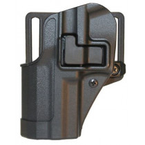 Blackhawk CQC Serpa Holster With Belt/Paddle Attachment for S&W M&P, Left Hand