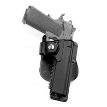 Fobus 1911 Tactical Light/Laser Holster, Right Hand