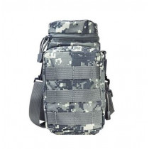 VISM MOLLE Hydration Bottle Carrier, Digital Camo
