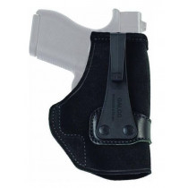 Galco Tuck-N-Go IWB Leather Holster For Glock 42/43, Sig Sauer P365, Right Hand