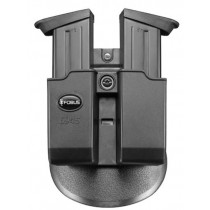 Fobus Evolution Roto-Paddle Double Magazine Pouch For Double Stack Magazines