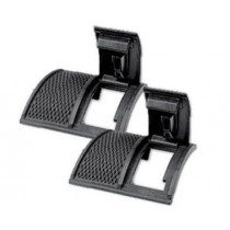BlackHawk Locking Rail Panel Short Set/2 Black