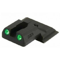 Meprolight Body Guard 380 Rear Night Sight, Green Tritium