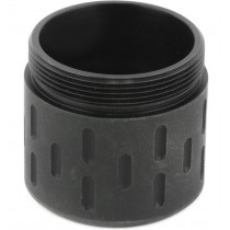Gemtech GM-45/Blackside Threaded Rear Mount Adaptor M16x1LH Thread Pitch