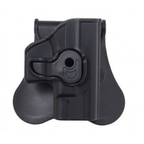 Bulldog Cases Belt/Paddle Holster For Ruger LC9 w/ Laser, Right Hand