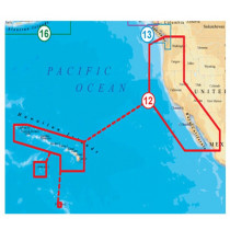 Navionics Platinum+ SD, U.S. West Coast & Hawaii