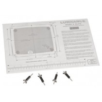 Lowrance Elite/Mark Flush Mount Kit
