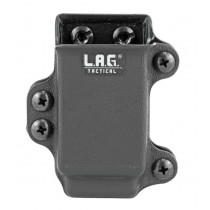 L.A.G. Tactical Single Mag Carrier For Glock 43/M&P Shield Magazines