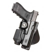 Fobus Light/Laser Roto Paddle Holster For Glock 20/21/37, Right Hand