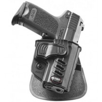 Fobus CH Rapid Release Level 2 Paddle Holster, H&K USP Compact/Full Size, Right Hand