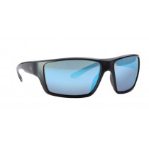 Magpul Terrain Shooting Glasses Black Frame Polarized Anti-Reflective Rose/Blue Mirror Lenses